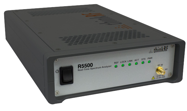 ThinkRF SDR Receiver R5500 | TSCM | SIGINT