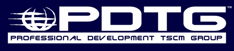 Professional Development TSCM Group Inc. (PDTG) Logo