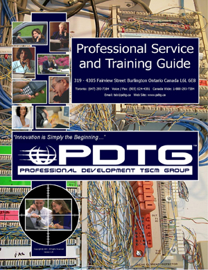 2009 Professional Services and Training Guide